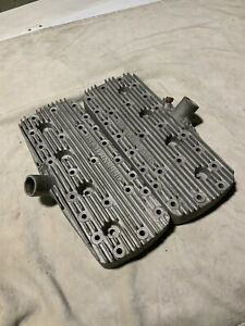 Aluminum 59ab Mid Compression Offenhauser 37 48 400 Flathead Ford Heads Pair