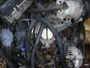2001 02 Gm 4 3 Vortec Takeout Engine W Wiring Ecm 1500 S10 Blazer Will Ship