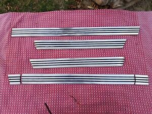 1967 67 Ford Truck F100 F250 Long Bed Trim Set 8 Piece Lower Body Trim