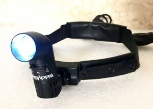 Welch Allyn Headlight With No Power Supply Tested And Working Model 49000