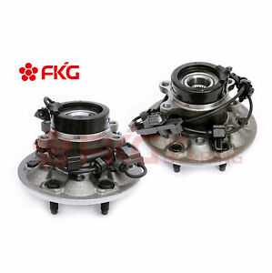 Front Wheel Bearing Hub Assembly For 2004 2008 Chevy Colorado Gmc Canyon 4x4