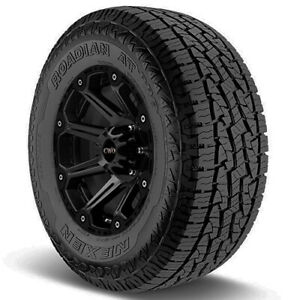 4 lt285 75r17 Nexen Roadian At Pro Ra8 121 118s E 10 Ply Bsw Tires