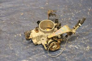 2002 04 Acura Rsx Type S K20a2 2 0l Oem Engine Throttle Body Unit 4433