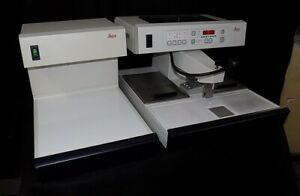 Leica Eg1150h Embedding Center With An Eg1150c Cold Plate Fully Reconditioned
