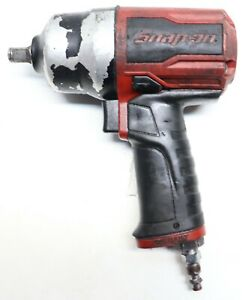 Snap On Pt850 1 2 Drive Pneumatic Air Impact Wrench Heavy Duty Impact