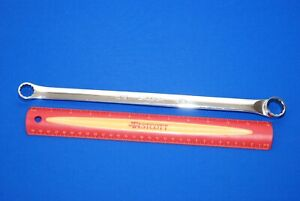 New 2019 Snap On 5 8 X 3 4 12 Point Sae High Performance 15 Offset Wrench