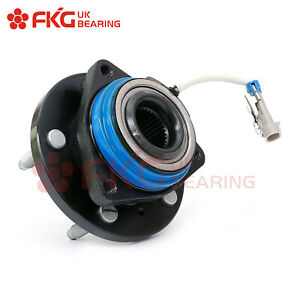 New Front Wheel Hub Bearing Assembly For 2000 2013 Chevrolet Impala Fwd 513121x1