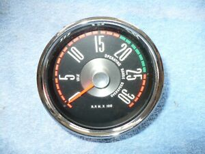 1967 67 Ford Truck 3000 Rpm Factory Mechanical Tach C7tf 17360c2