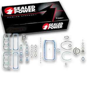 Sealed Power Engine Gasket Set For 1986 Chevrolet Monte Carlo Head Sealing Am