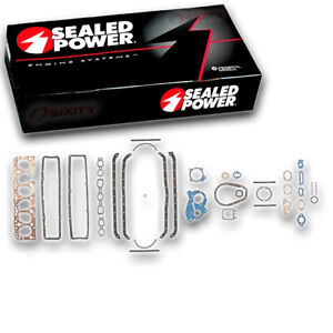 Sealed Power Engine Gasket Set For 1953 1957 Chevrolet Two ten Series Head Tw