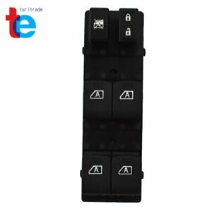 For 2009 2012 Nissan Maxima Sv Trim 25401 9n00d Master Power Window Switch