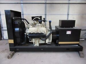 60 Kw Generator Kohler Lp Propane Natural Gas 120 240 V Re connectable 60rz