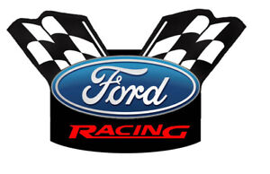 Ford racing air Cleaner Decal Custom Made