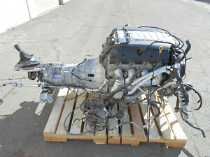 Lt1 6 2l 455hp Takeout Engine Manual Trans 6 218 Miles 2019 Camaro Ss 5872