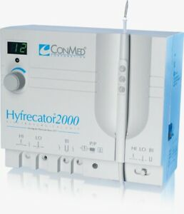 New Hyfrecator 2000 Electrosurgical System Free Shipping