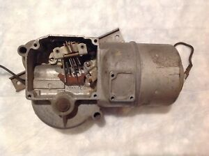 1955 56 And 57 Chevy Electric Wiper Motor