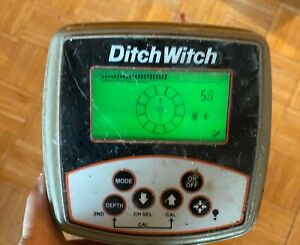 Ditch Witch 750 Tracker Cable Line Beacon Locator Guidance System Ditchwitch