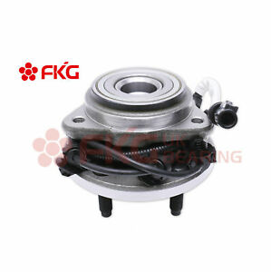 Front Wheel Bearing Hub Assembly For 03 2005 Ford Explorer Sport Trac 4wd 515052