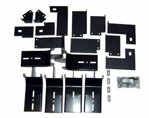 Running Board Mount Kit oe Style Bracket Mount Kit Lund 310002