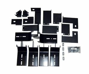 Running Board Mount Kit oe Style Bracket Mount Kit Lund 310000