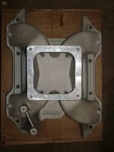 Mopar Performance M1 Single Plane 4500 Rb Dominator Aluminum Intake Manifold 440