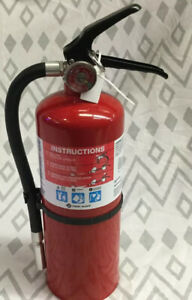First Alert Fe2a10gr Large Home Fire Extinguisher New A Must For Every Home