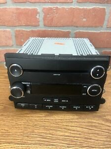 2008 2009 Ford Taurus Mercury Sable Radio Receiver 6 Disc Cd Id 8g1t18c815jb Oem