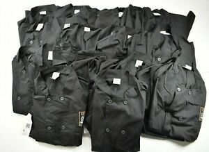 Wholesale Lot Of 23 White Swan Brands Five Star Chef Apparel Plus Size 3x Jacket