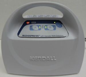 Kendall Scd Express Vascul Compression Refill Detection W Tubes