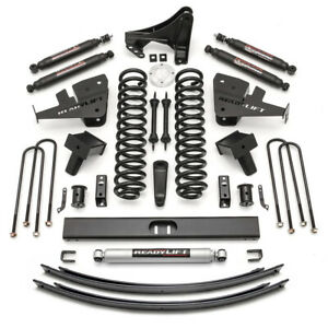 Ready Lift 8 Lift Kit 2017 2019 Ford F 250 F 350 Super Duty 4wd
