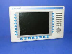 Allen Bradley Panelview Plus 1000 2711p rdk10c Series B Display Only
