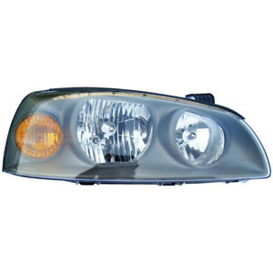 For Hyundai Elantra 2004 2005 2006 Right Passenger Side Headlight Assembly