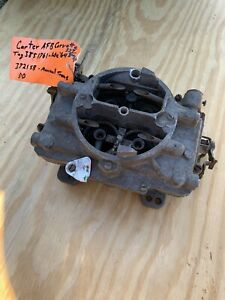 Carter Afb Corvette Carburetor For Late 1964 Corvette