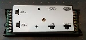 Barber Colman 2 Input Temperature Controller Cp 8102 0 1 tested Siebe Cp810201