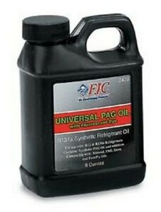 Fjc Fjc Universal Pag Oil With Fluorescent Dye 8 Oz 2479