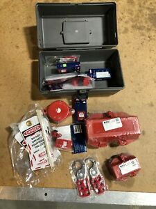 K925 Electrical Toolbox Lockout Kit