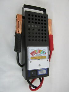 6 And 12 Volt Battery Load Tester 51