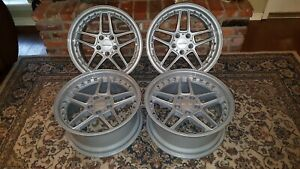 Ac Schnitzer Type Iii Replica 18x8 5 5x120 Bmw 5 6 7 Restored Super Nice