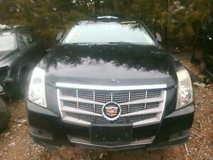 Front Seat Cadillac Cts 11
