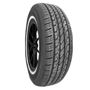 4 205 70r15 Toyo Extensa A S 95s White Wall Tires