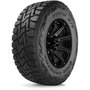 4 Lt285 60r20 Toyo Open Country R T 125q E 10 Ply Black Tires