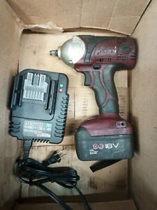 Matco Tools Infinium 3 8 Impact Gun Mcl1838iw With Battery And Charger
