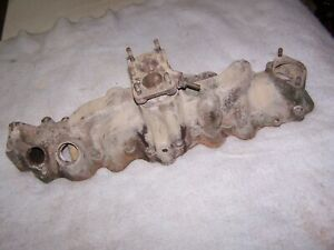 Mercury Flathead Intake Manifold 1949 53 Ready To Use