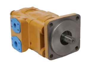 New D134590 Hydraulic Pump Pni For Case