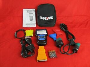 Innova 3140g Obd 1 2 Diagnostic Scan Tool Code Reader