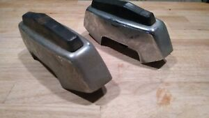 Vintage Volkswagen Vw Beetle Bug Bumper Guards