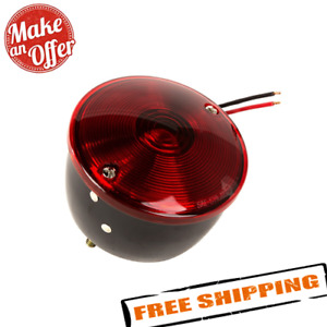 Omix Ada 12403 02 Right Round Tail Light Assembly For 1945 1975 Willys Cj