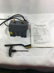 Electric Rope Cutter Hot Knife Thermal Blade For Braid Fabric B2a