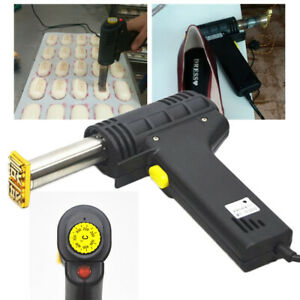 Handheld Hot Foil Stamping Machine Heating Embosser Diy Logo Crafts Bronzing Usa