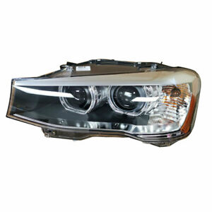 Xenon Hid Headlight Assembly Left Driver Side Lh For 2015 2018 Bmw F25 X3